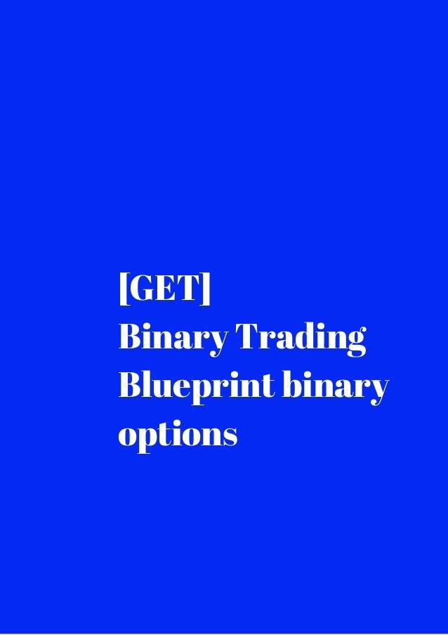 Binary options blueprint pdf files moetv betting trends