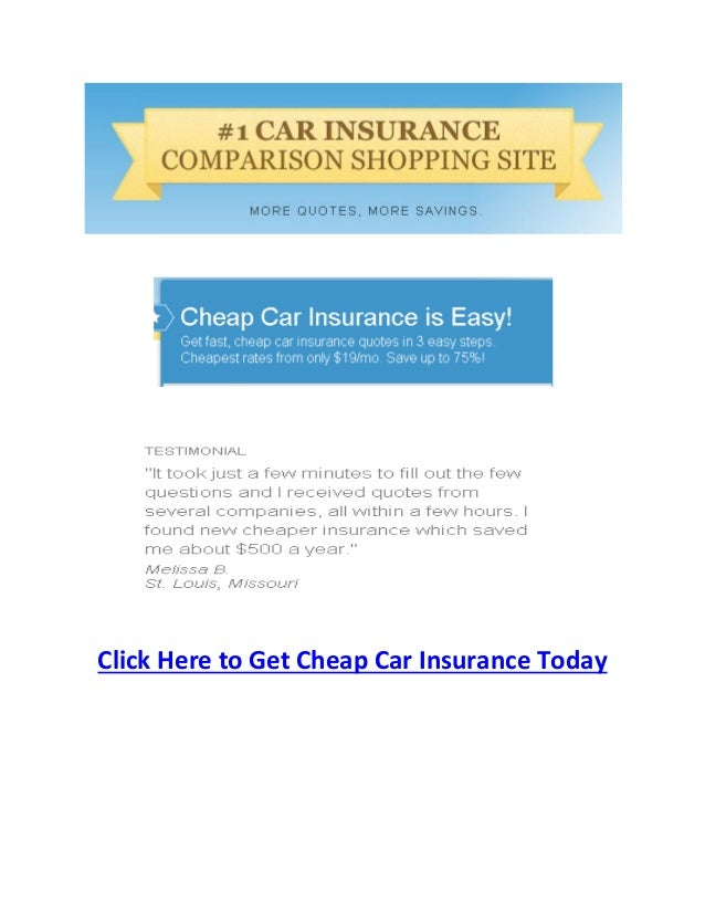 Get cheap car insurance today for us only