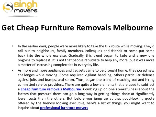 Super Get Cheap Furniture Removals Melbourne Download Free Architecture Designs Scobabritishbridgeorg
