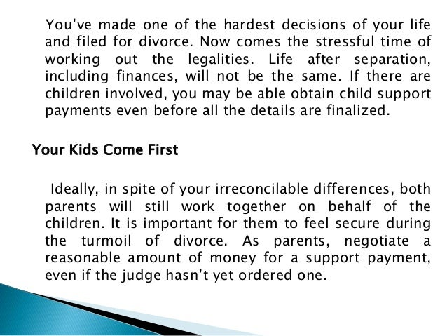 how to get child support reevaluated