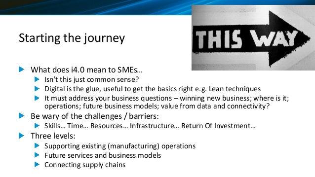 SME Support for Adopting Digital Technology, Dr Mark Swift Slide 2