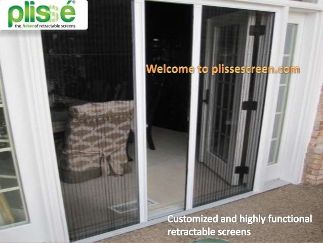 If you are looking for quality, cost effective and easy to install retractable screens in Austin then Screen Solutions is ...