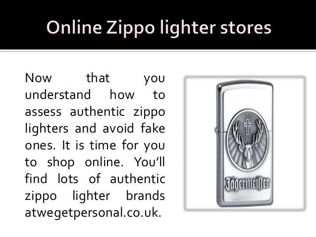 Zippo dating guide