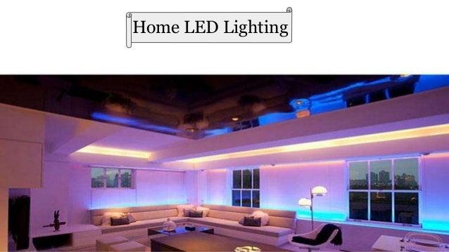Get Different Types Of Led Lights