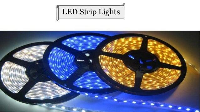 different types of led lights pdf