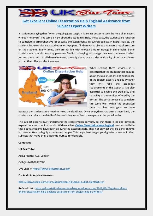 American doctoral dissertations online uk