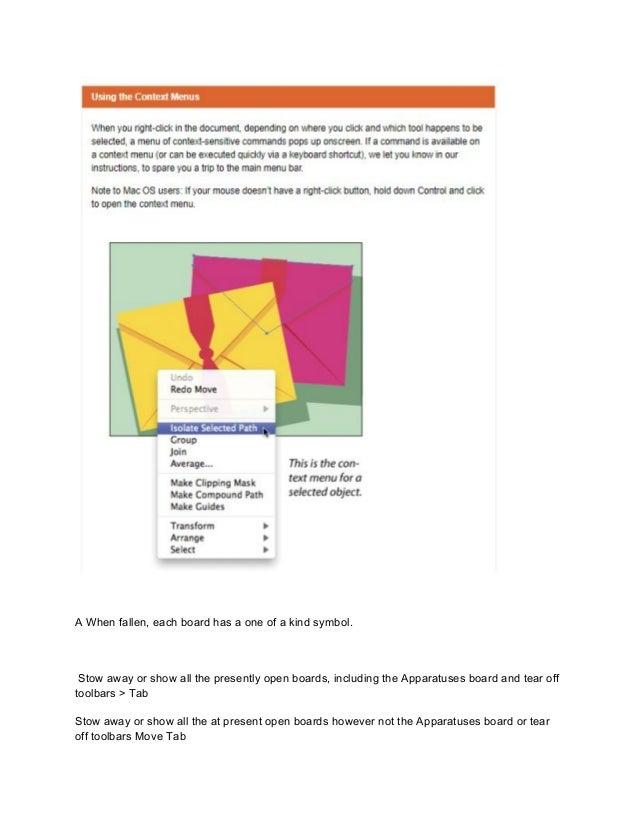 Get familiar with panels in adobe illustrator cs6.pdf Slide 3