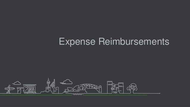 Expense Reimbursements