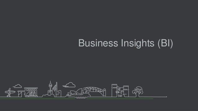 Business Insights (BI)