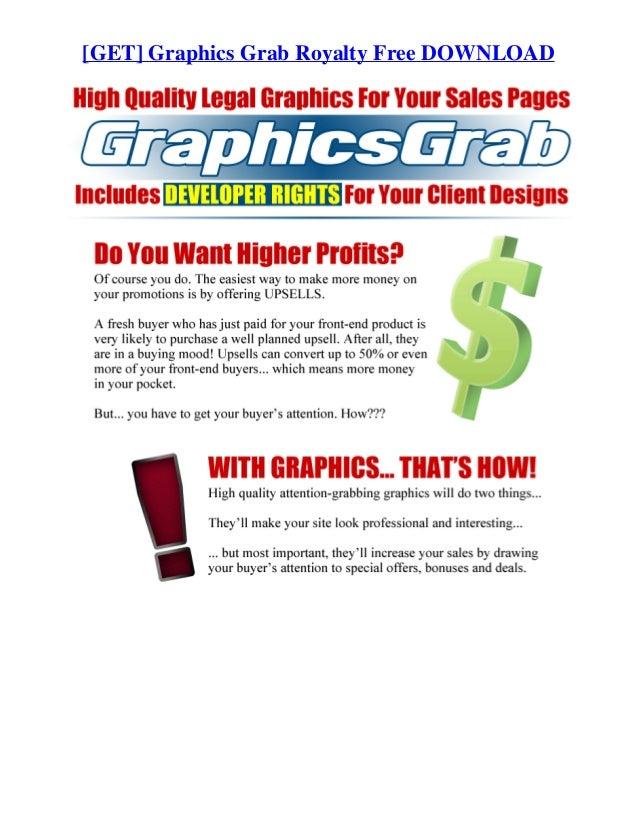 [GET] Graphics Grab Royalty Free DOWNLOAD