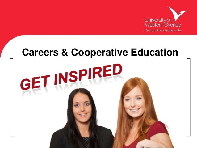 Career opportunities for students, business solutions for employersCareers & Cooperative Education