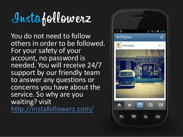 how to get real instagram followers without following