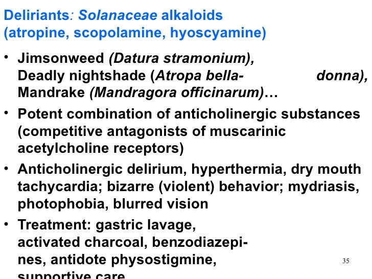 Atropine (Systemic)
