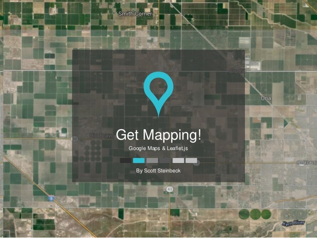 Get mapping with leaflet js