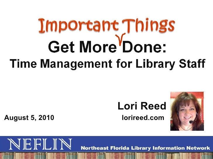 Lori Reed August 5, 2010  lorireed.com