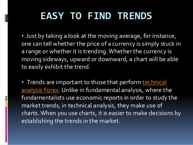 Get more returns on your forex trading by technical analysis