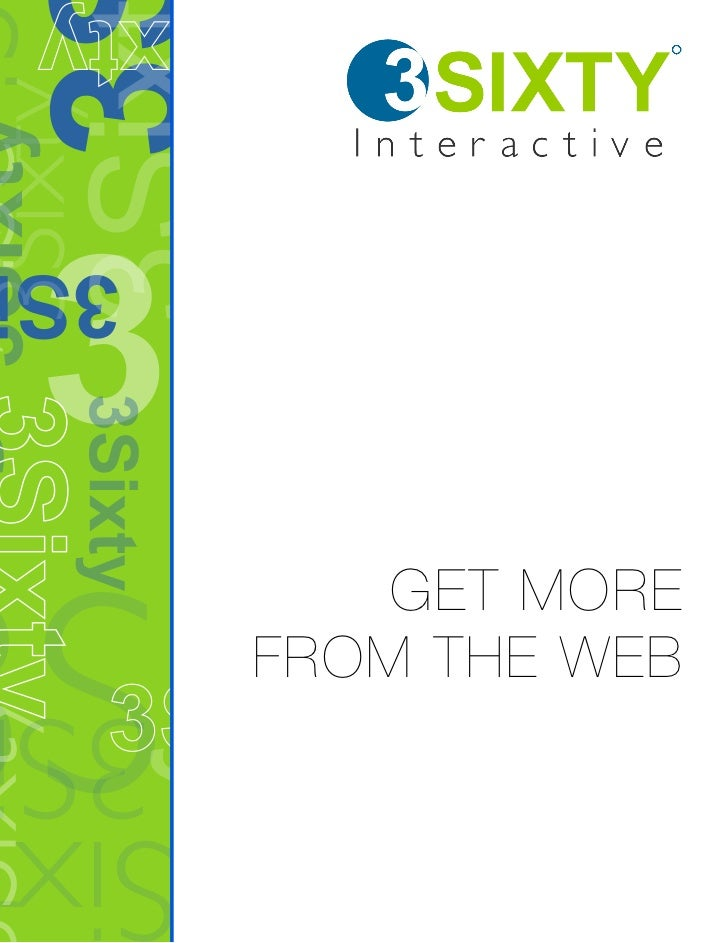GET MOREFROM THE WEB