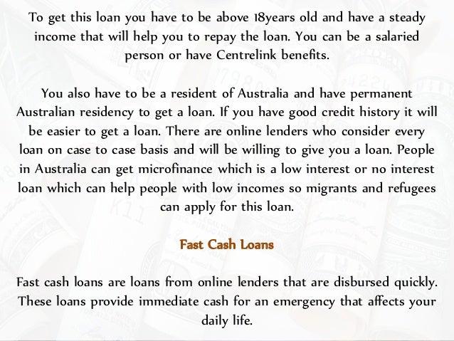 Get online fast cash loan for an emergency Slide 3