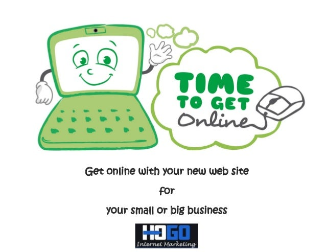 how to get your web page online
