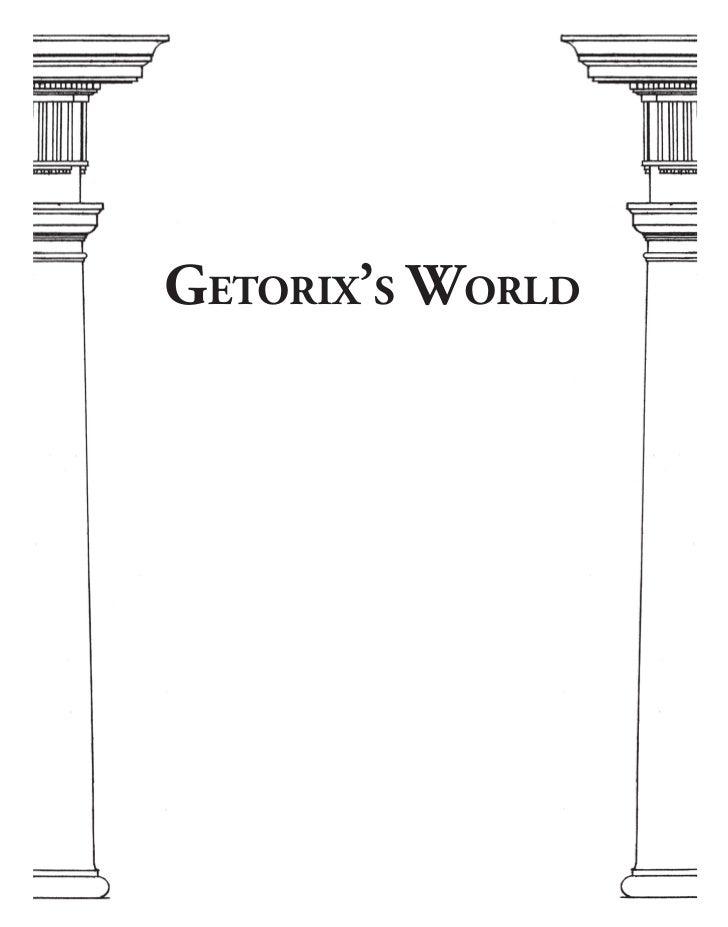 Getorix's World