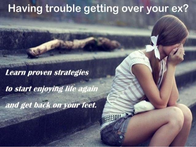 How to overcome breakup with boyfriend
