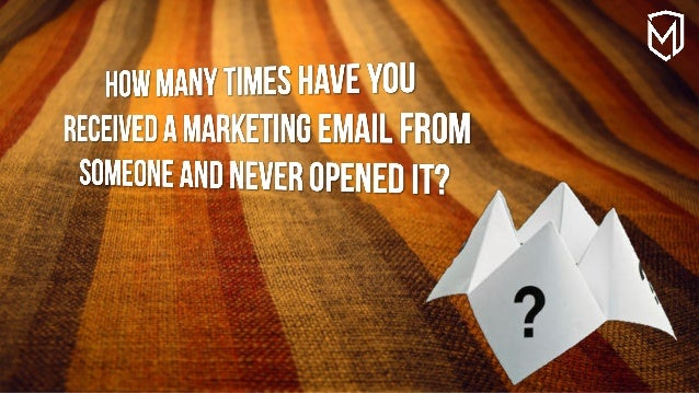 Get People to Open your Emails Slide 3