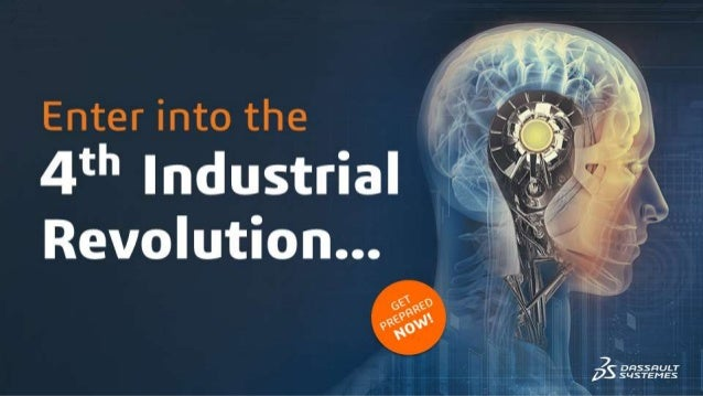 into the 4th Industrial Revolution