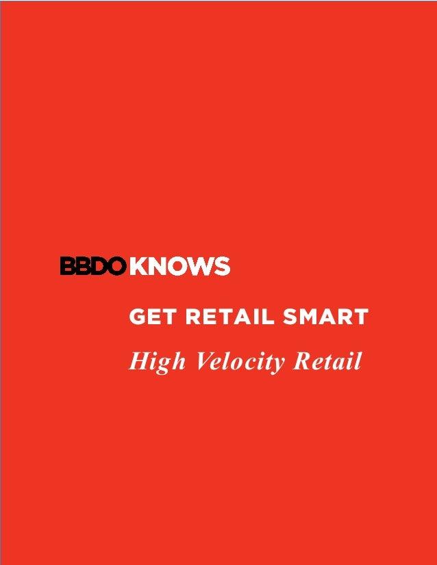 GET RETAIL SMART High Velocity Retail
