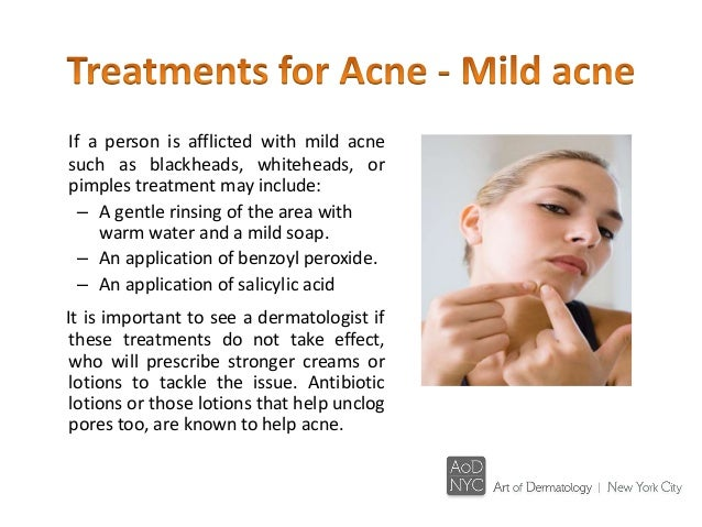 Hot to get rid of acne fast