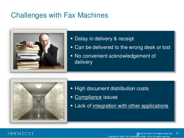 how to get rid of fax machine lines