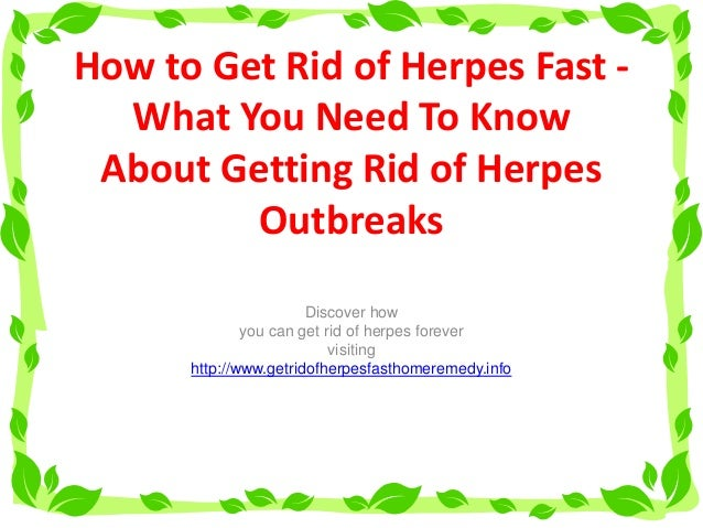 how to avoid getting herpes
