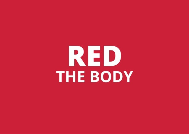 RED THE BODY