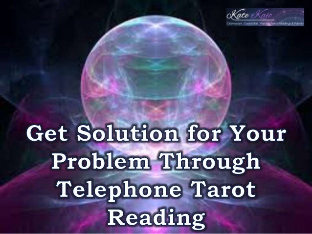 Tarot Telephone Reading - 웹