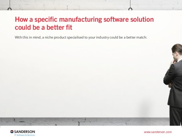 Why Software Designed For Your Industry Works Best
