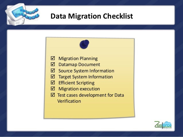 Get started with data migration