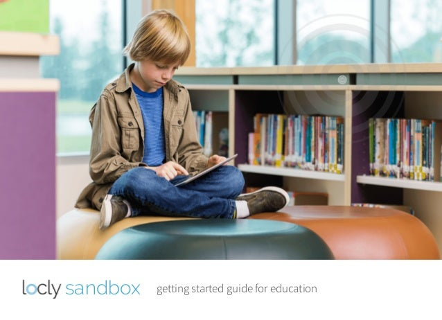getting started guide for educationsandbox