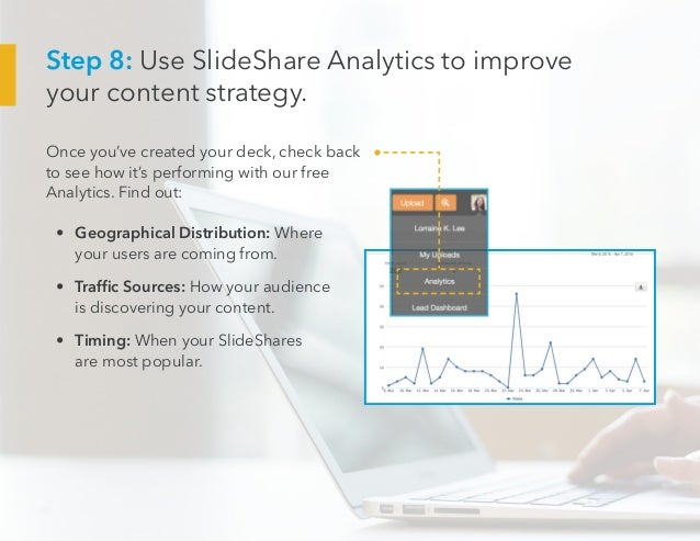 Once you've created your deck, check back to see how it's performing with our free Analytics. Find out: • Geographical Di...