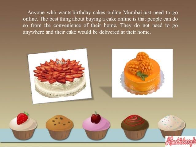 Get Tasty Cakes Online In Mumbai; 2.