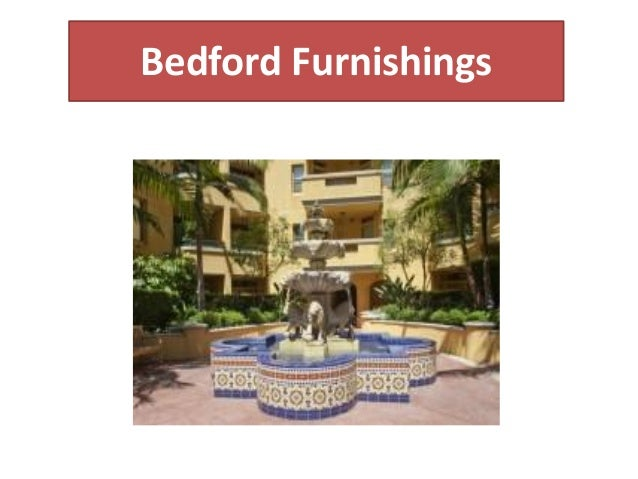 Get The Benefit Of The Bedford Housing