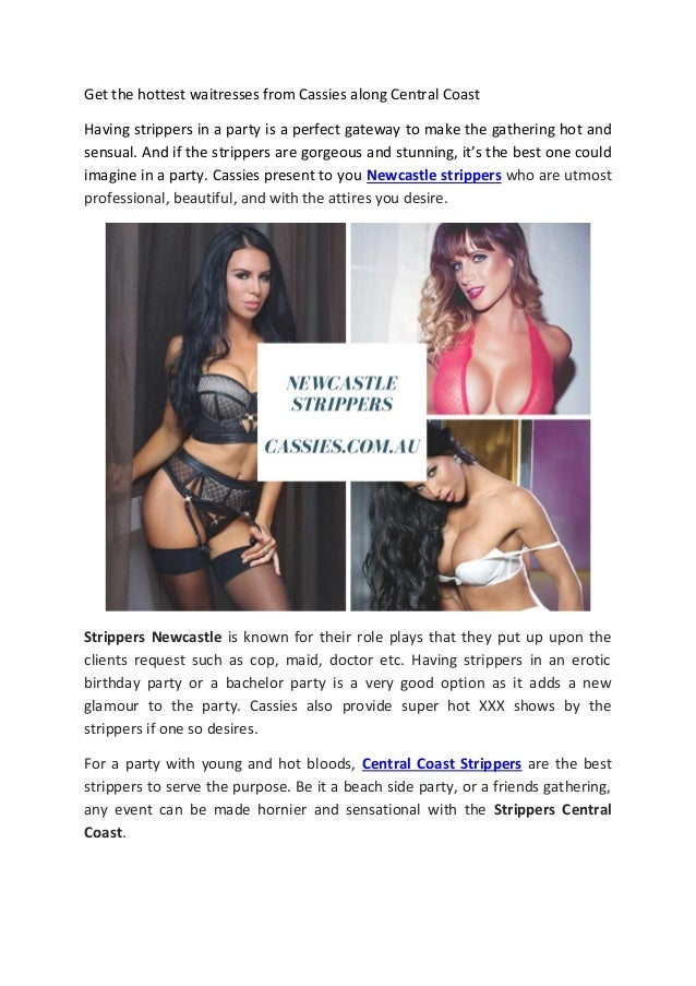 Are strippers hot