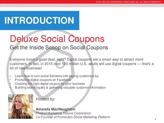 Get The Inside Scoop on Social Couponing