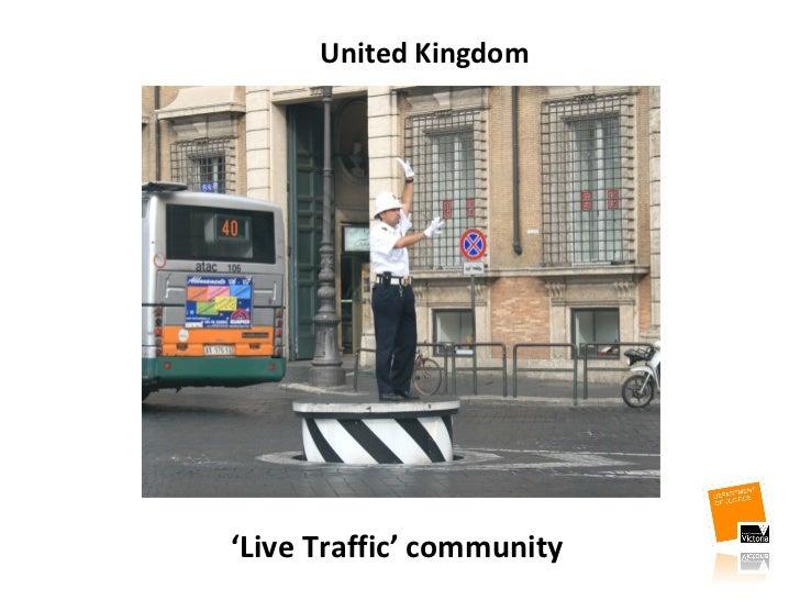 United Kingdom ' Live Traffic' community