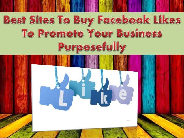 Facebook is the best social networking site for your business promotion