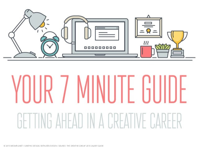 © 2015 MEDIAPLANET / GRAPHIC DESIGN: KATHLEEN EDISON / SOURCE: THE CREATIVE GROUP 2016 SALARY GUIDE
