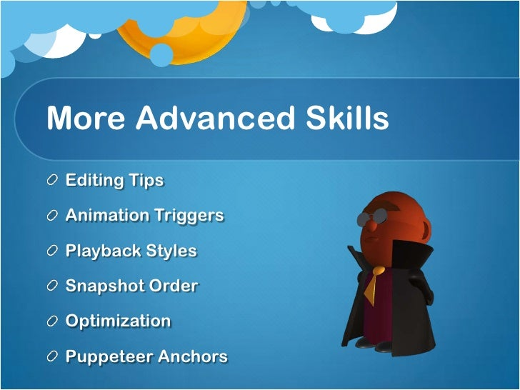 More Advanced SkillsEditing Tips Use /32 replace, /32 delete, and /32 insert to make the recording process easier. Use und...