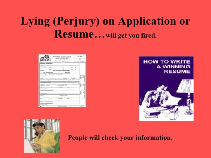 Getting fired on a resume