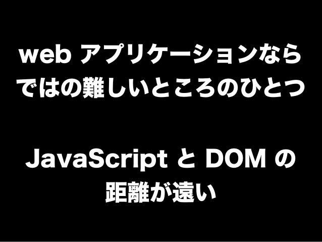 シンプルな例 入力 表示 Demo on http://emberjs.com/