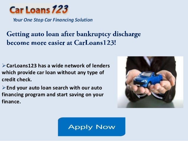 How To Get A Car Loan After Chapter