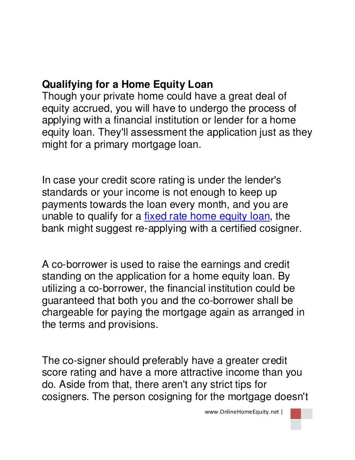 How Home Equity Loans Work: Rates, Terms and Repayment