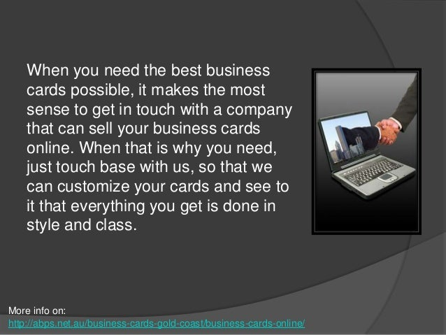 Business cards online gold coast images card design and card template getting business cards online 4 you can print as many business cards reheart images reheart Image collections